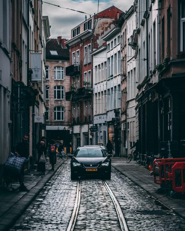Straat Antwerpen - Prive chauffeur Antwerpen